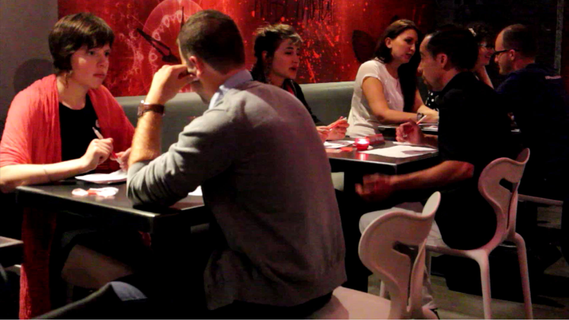 Soiree speed dating la roche sur yon